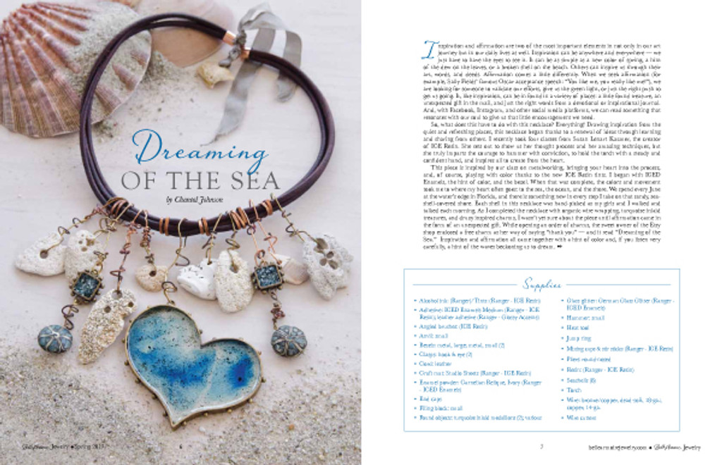 Belle Armoire Jewelry Spring 2017