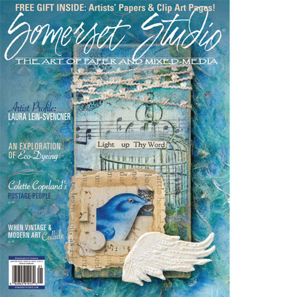 Somerset Studio Jan/Feb 2016