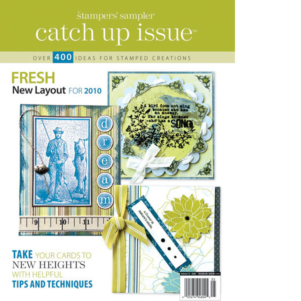Catch Up Issue 2010 Volume 14