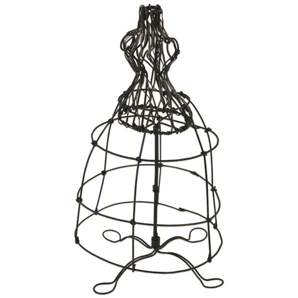 """Small Mannequin With Hoop 7"""""""