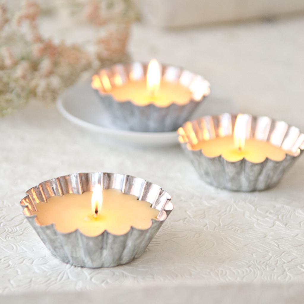 Pumpkin Soufflé Candle Kit