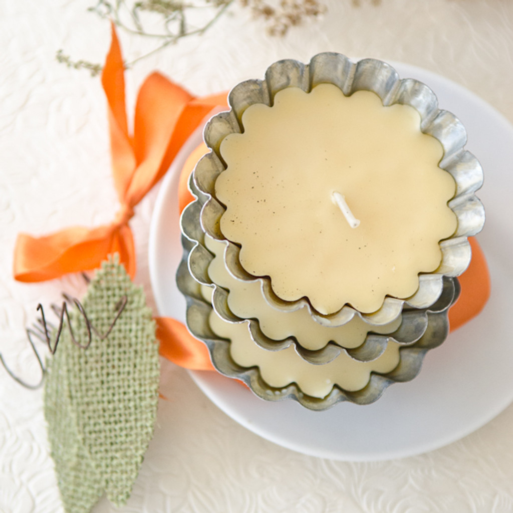 Pumpkin Soufflé Candle Kit