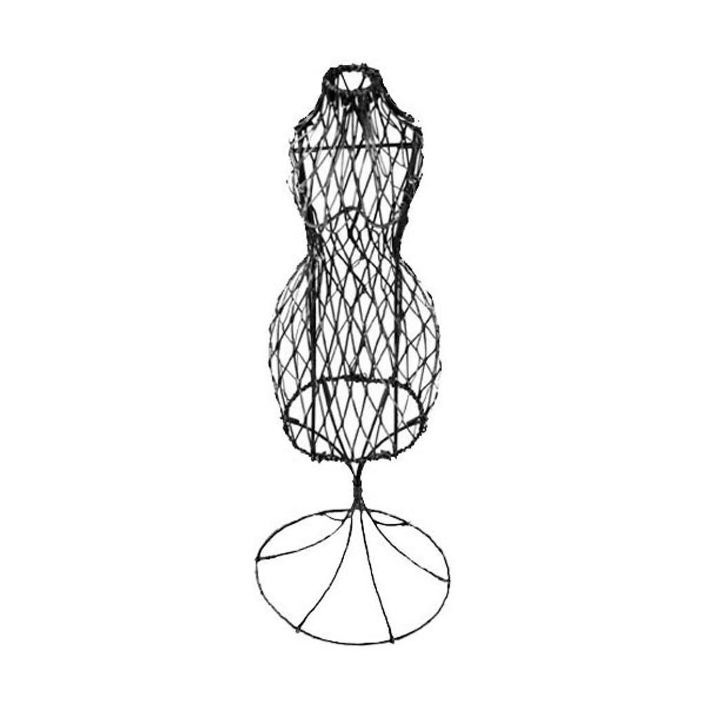 Wire Form Dress 12 Inch