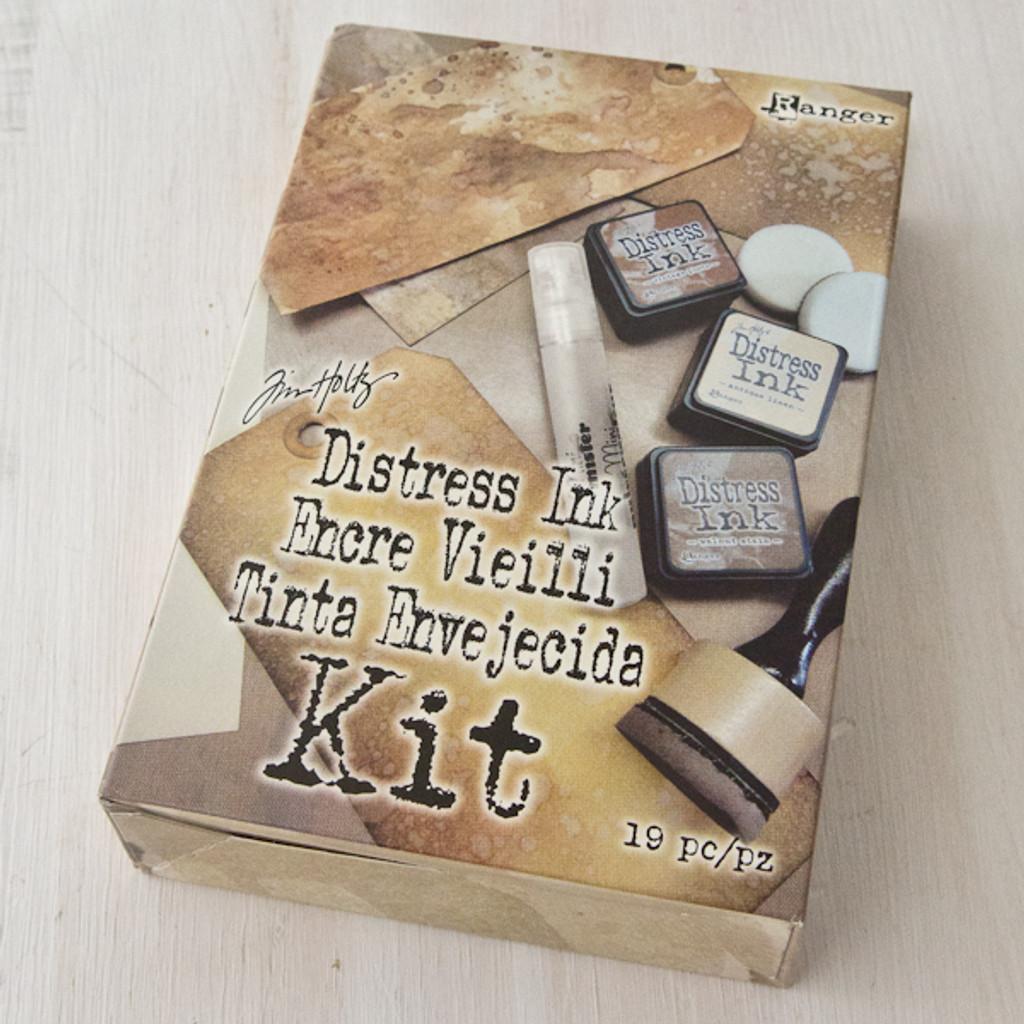 Tim Holtz Distress Ink Kit