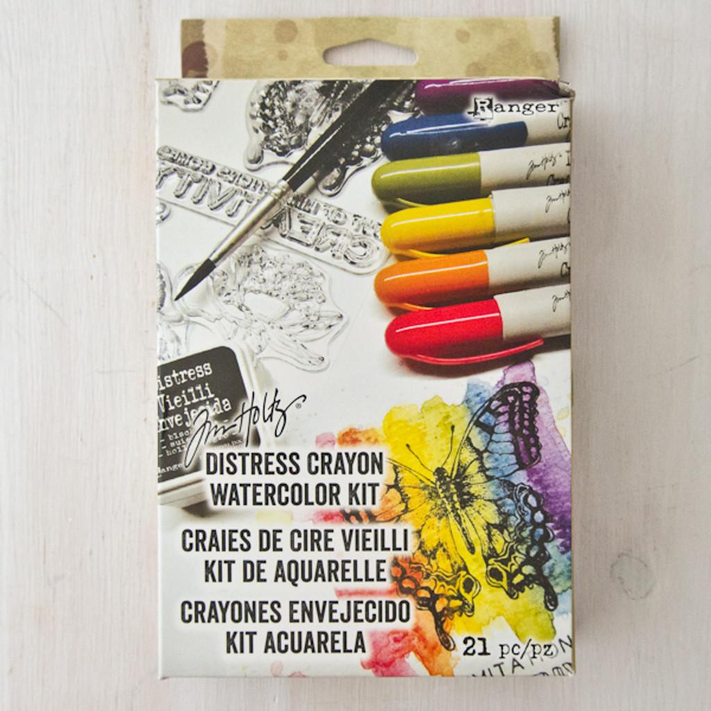 Tim Holtz Watercolor Distress Kit