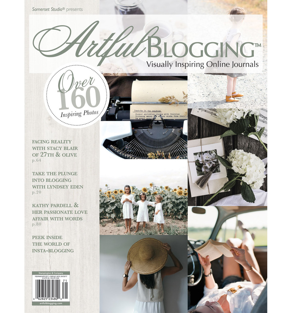 Artful Blogging Spring 2017
