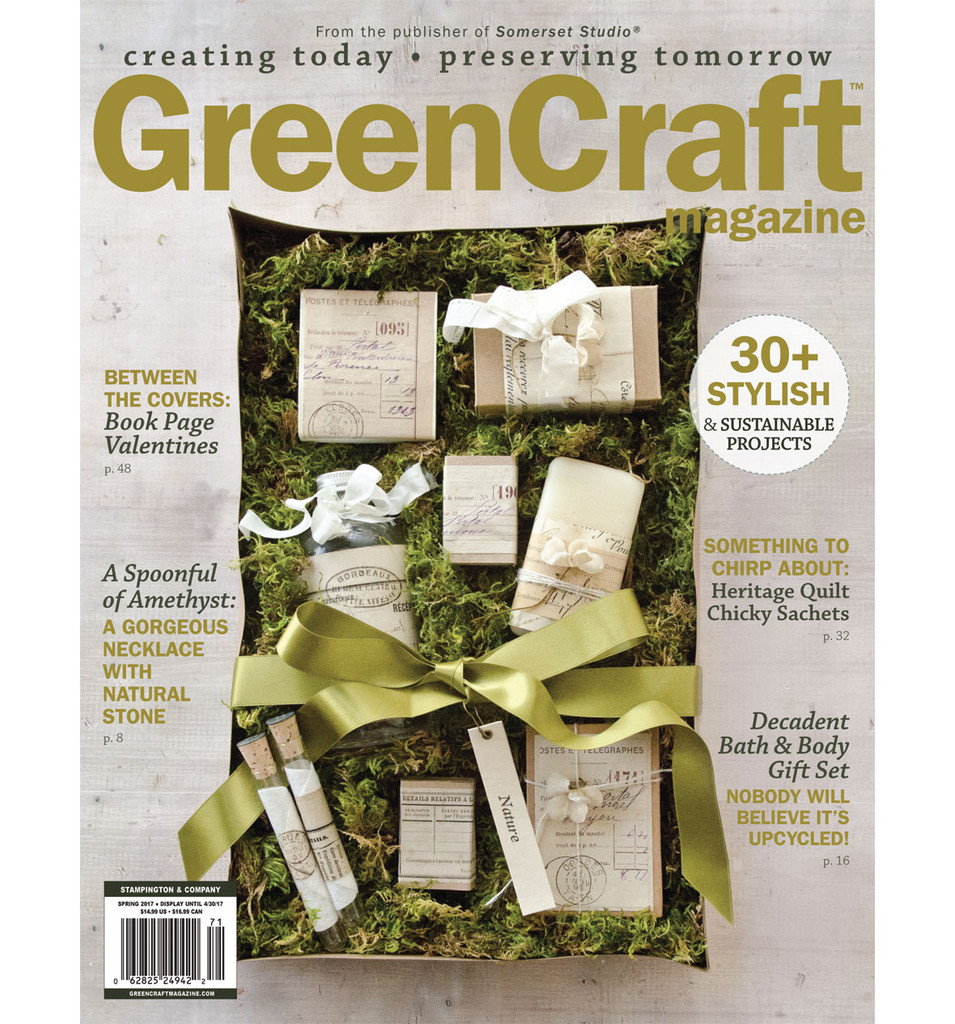 GreenCraft Magazine Spring 2017