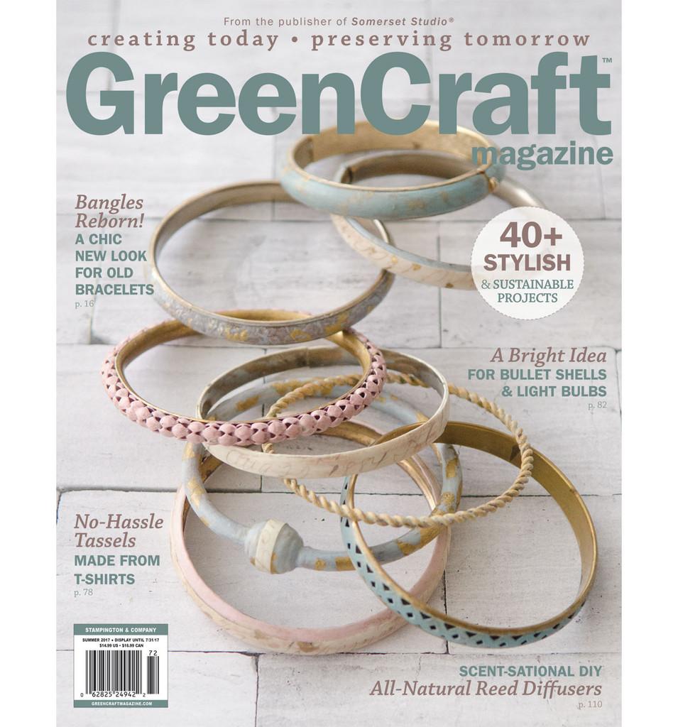 GreenCraft Magazine Summer 2017