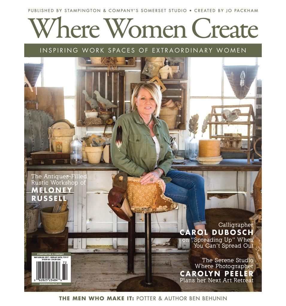 Where Women Create Summer 2017