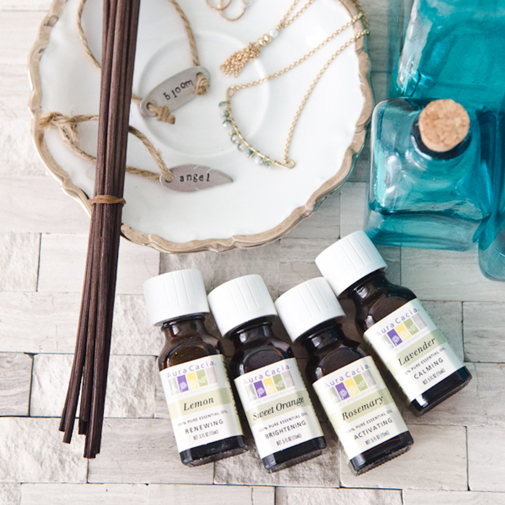 More Ways to Put Those Essential Oils to Use by Christen Hammons