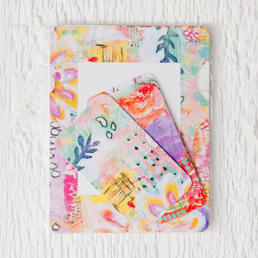Rae Missigman Milky Art Cards