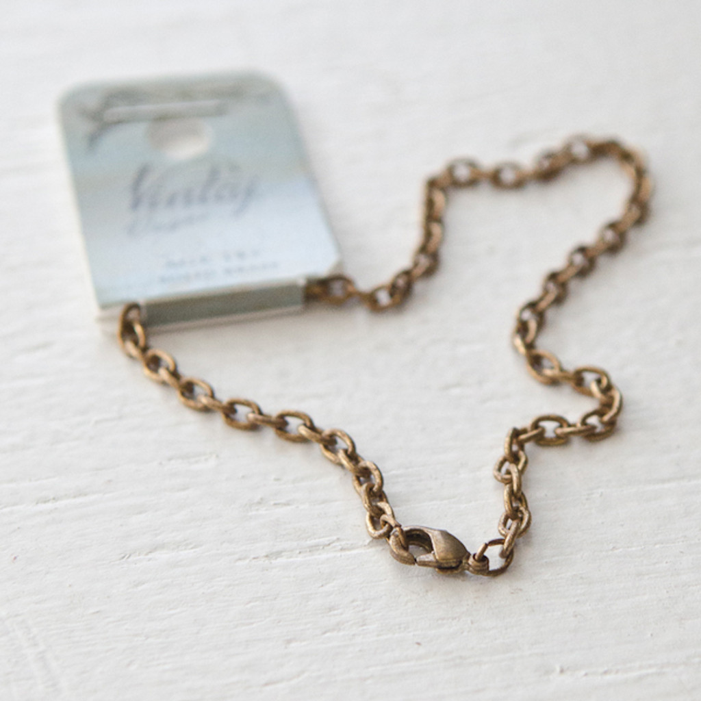 Classic Cable Chain Bracelet