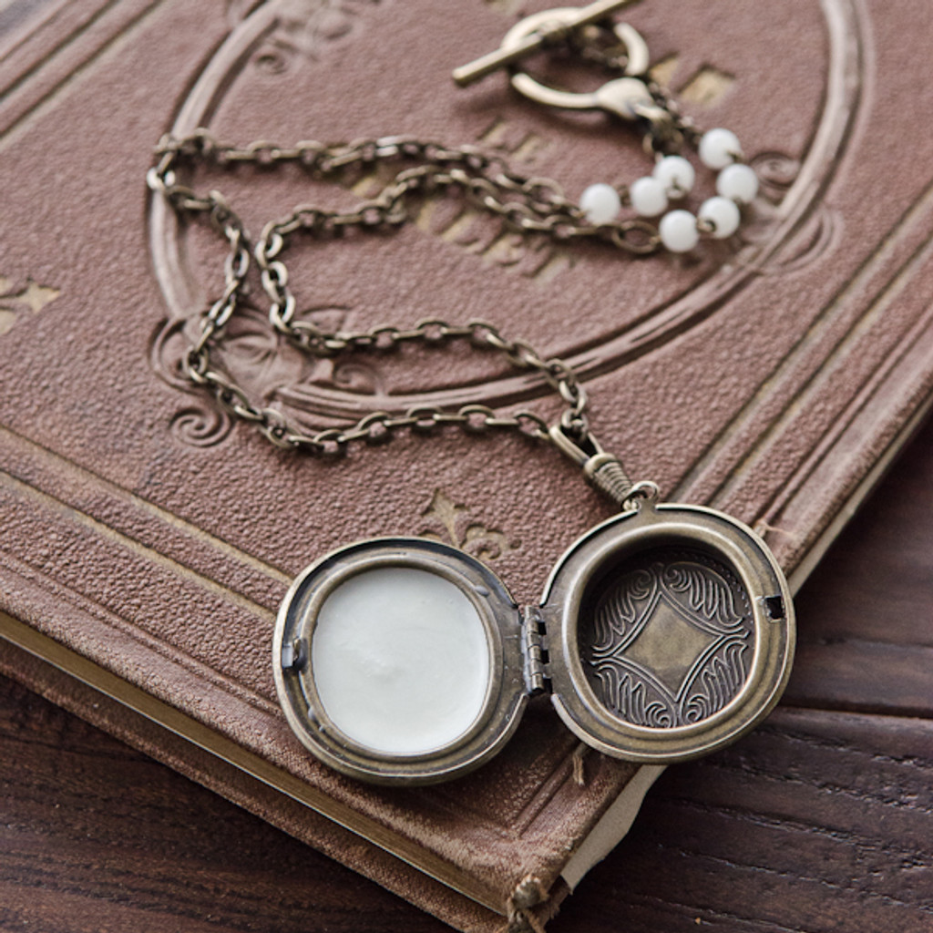 Lip Balm Locket Project