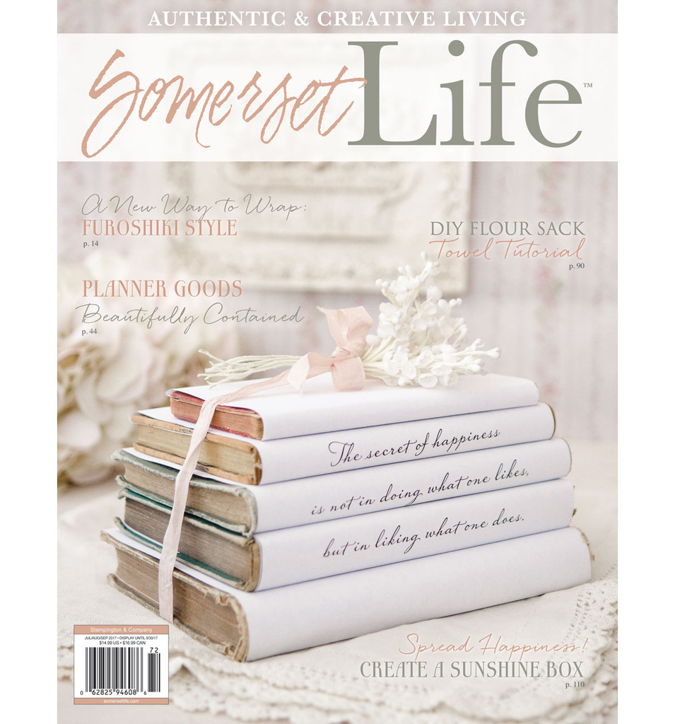 Somerset Life Summer 2017