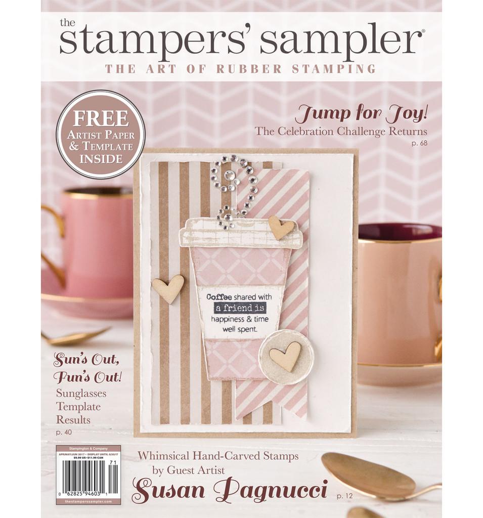 The Stampers' Sampler Spring 2017