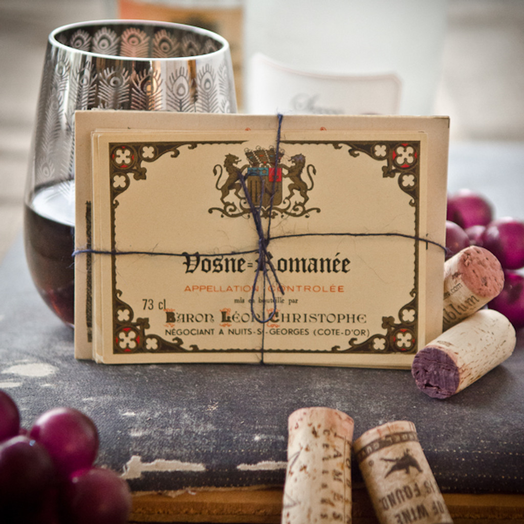 The Sommelier Wine Label Bundle