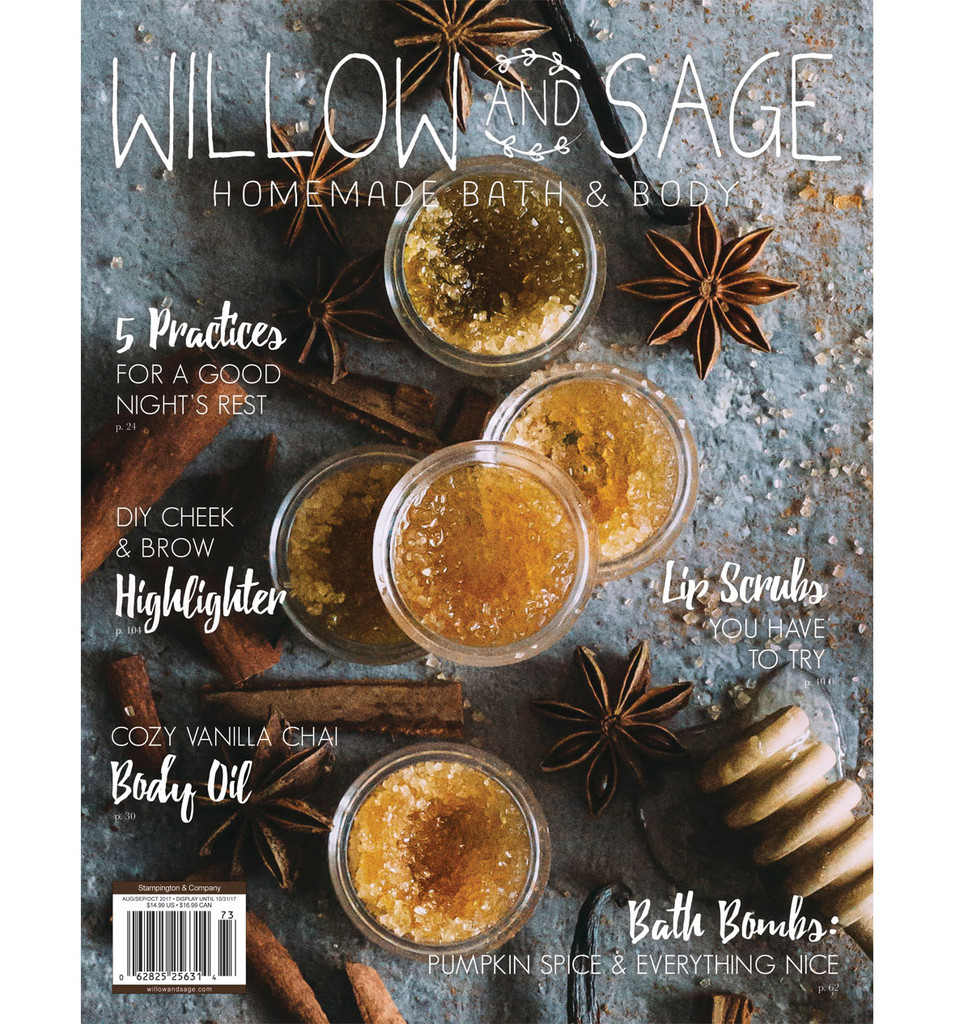 Willow and Sage Autumn 2017