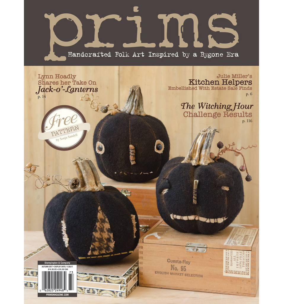 Prims Autumn 2017