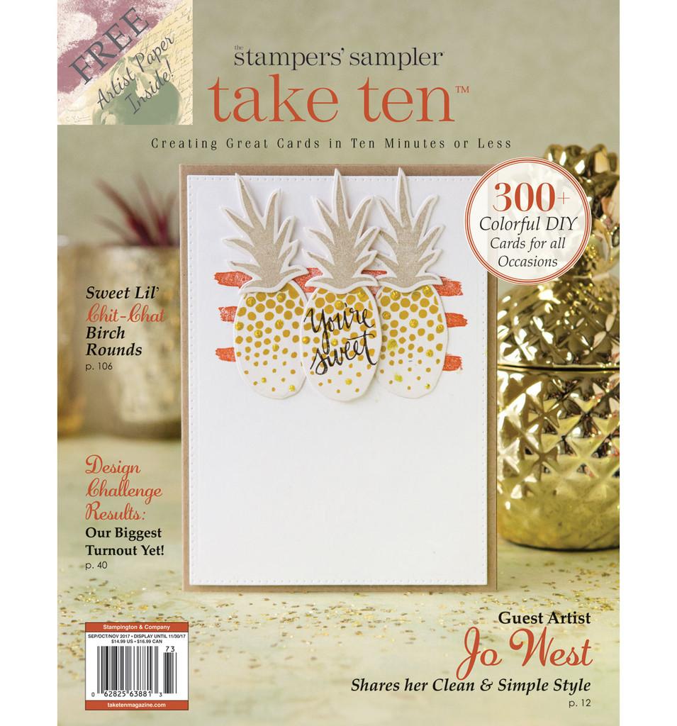 Take Ten Autumn 2017