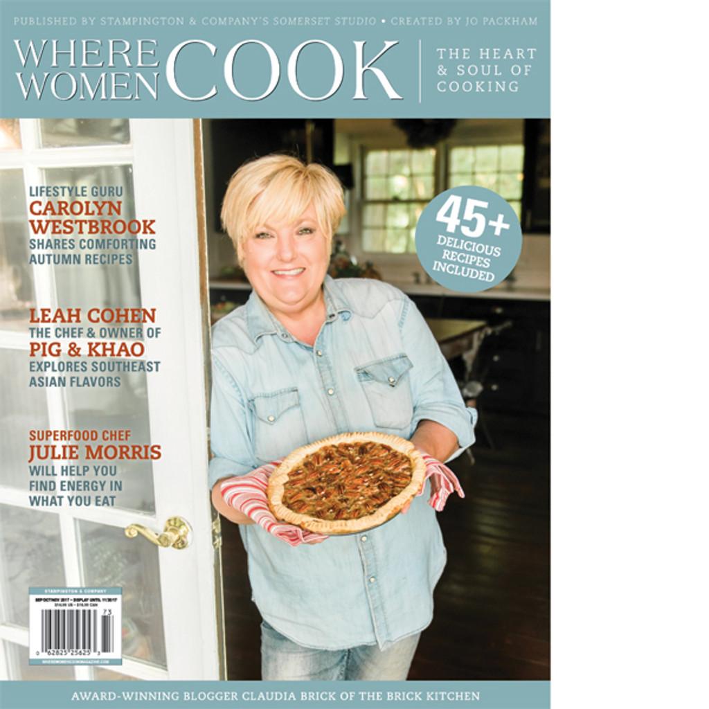 Where Women Cook Autumn 2017