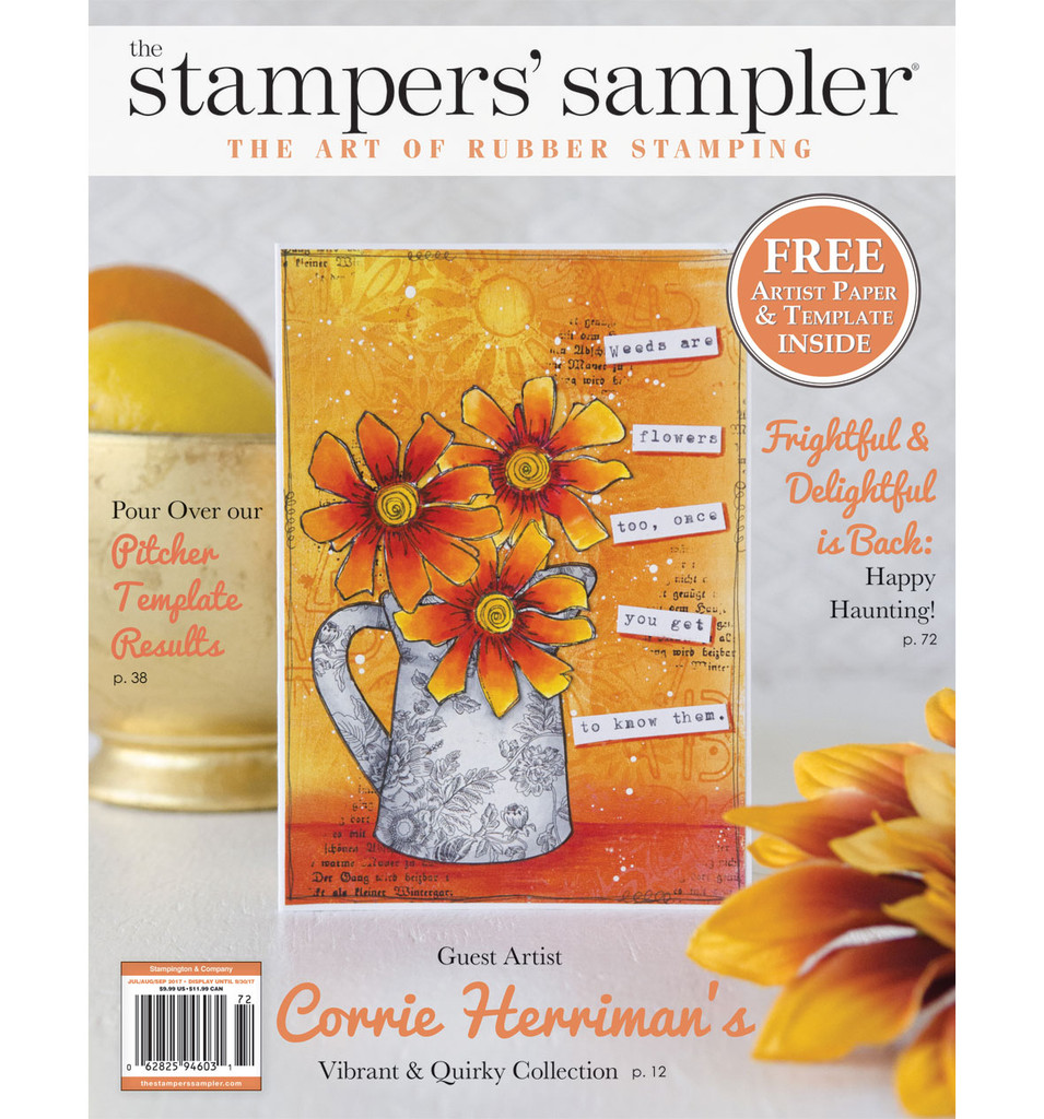 The Stampers' Sampler Summer 2017
