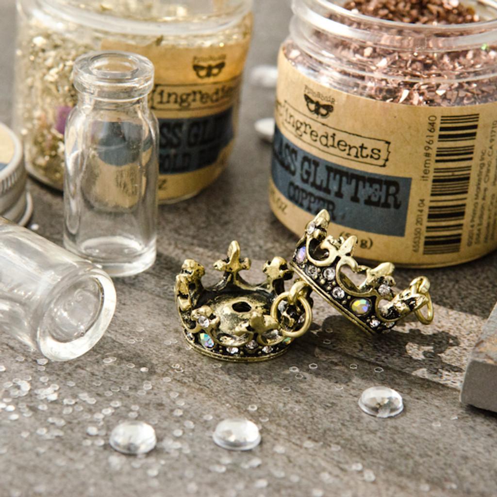 Regal Bottled Wishes Necklace