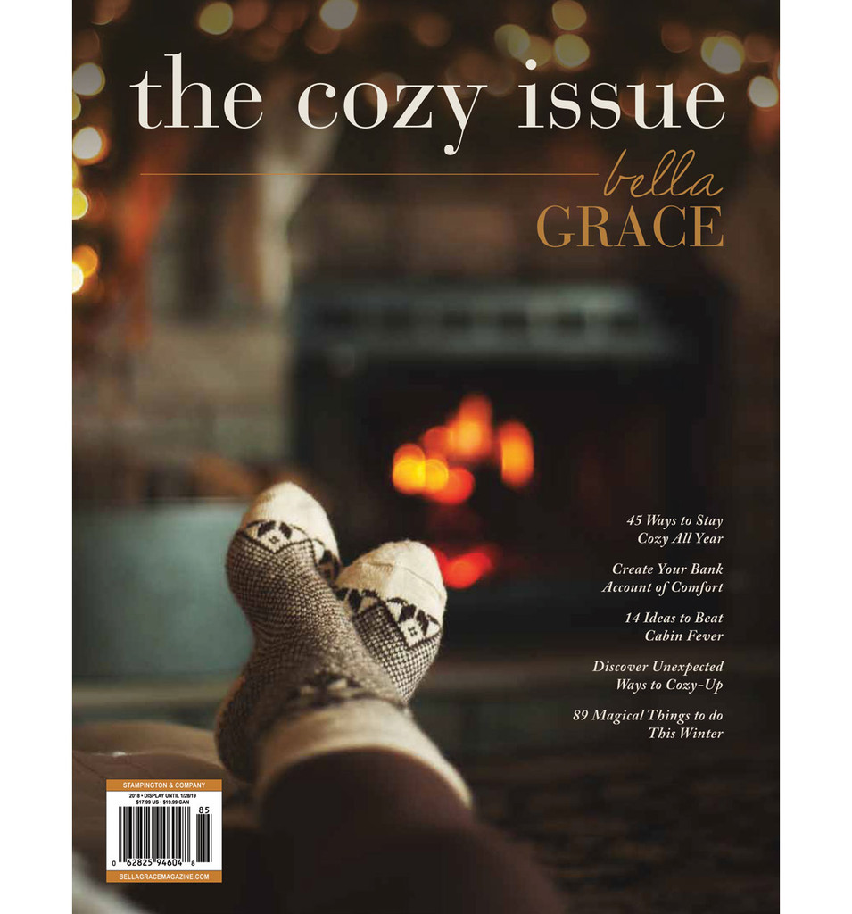 The Cozy Issue Volume 1 — Digital Only