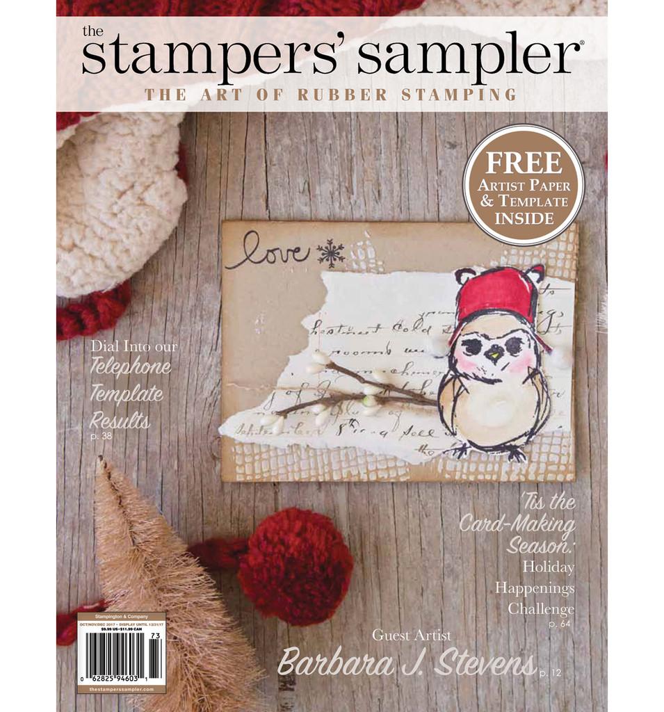 The Stampers' Sampler Autumn 2017