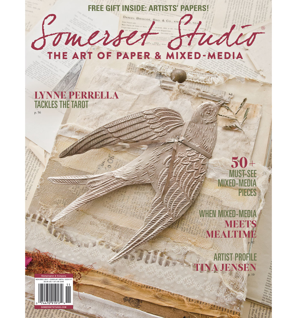 Somerset Studio Nov/Dec 2017