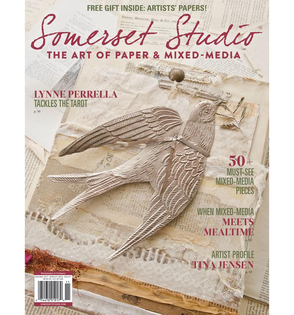Somerset Studio Nov/Dec 2017