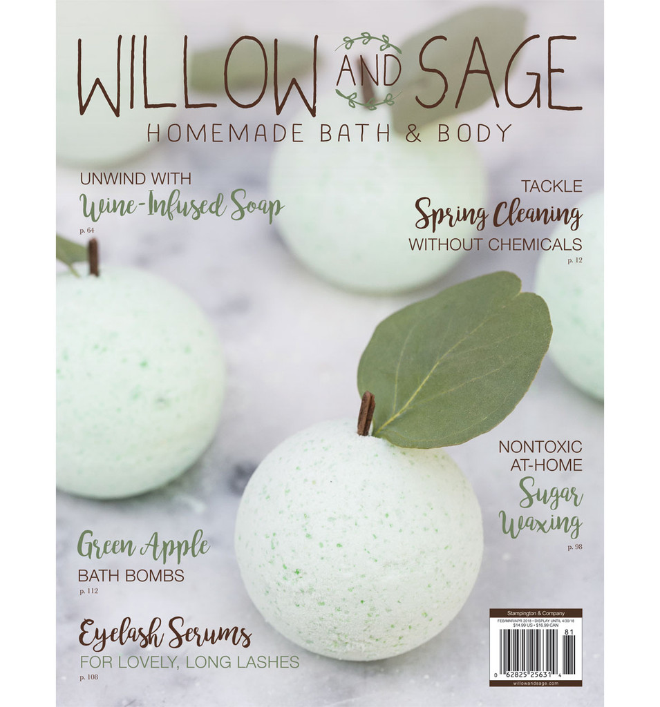 Willow and Sage Spring 2018