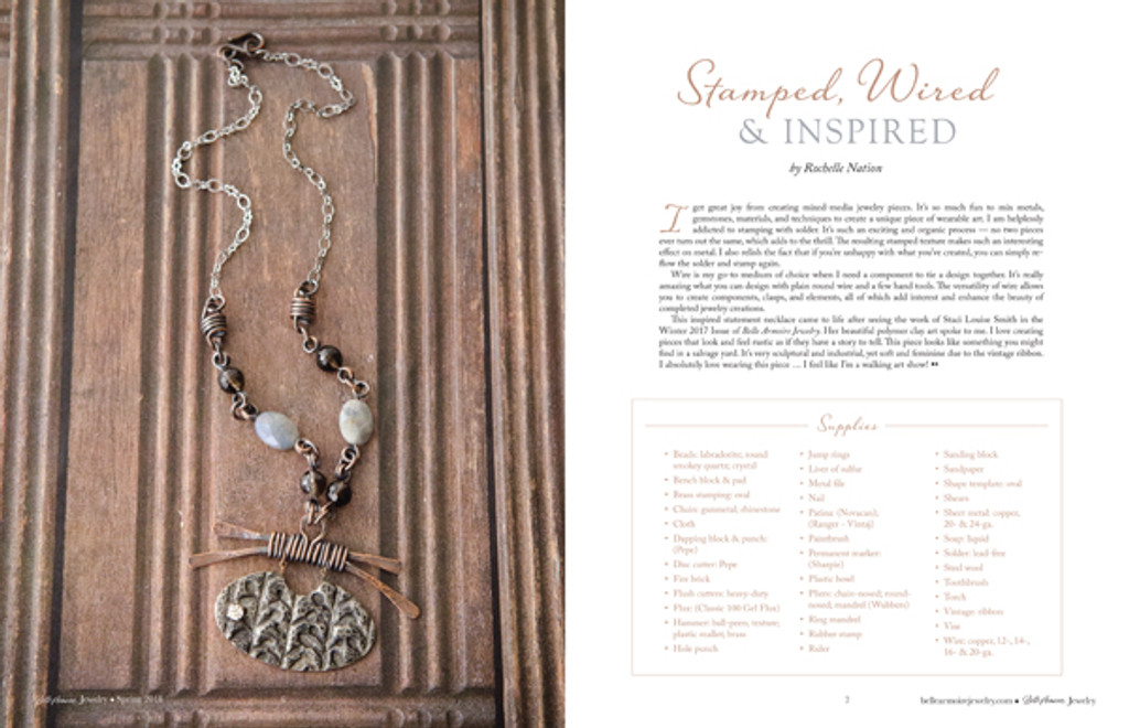 Belle Armoire Jewelry Spring 2018