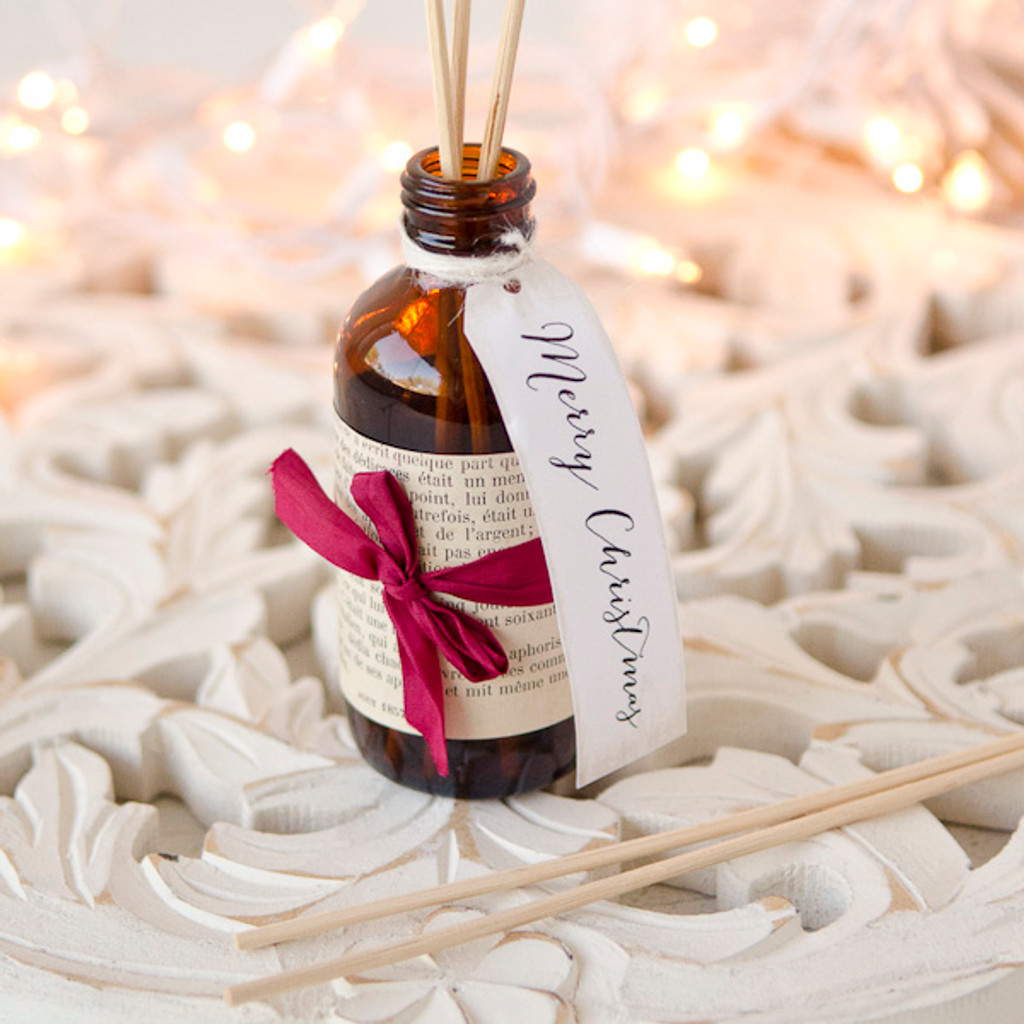 Christmas Scents Diffuser Kit — Peppermint