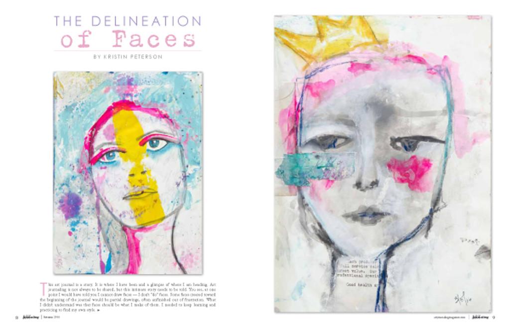 Art Journaling Autumn 2016 Instant Download