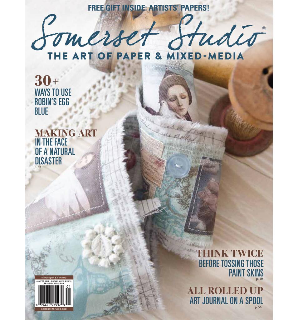 Somerset Studio Jan/Feb 2018