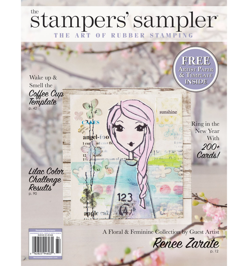 The Stampers' Sampler Winter 2018