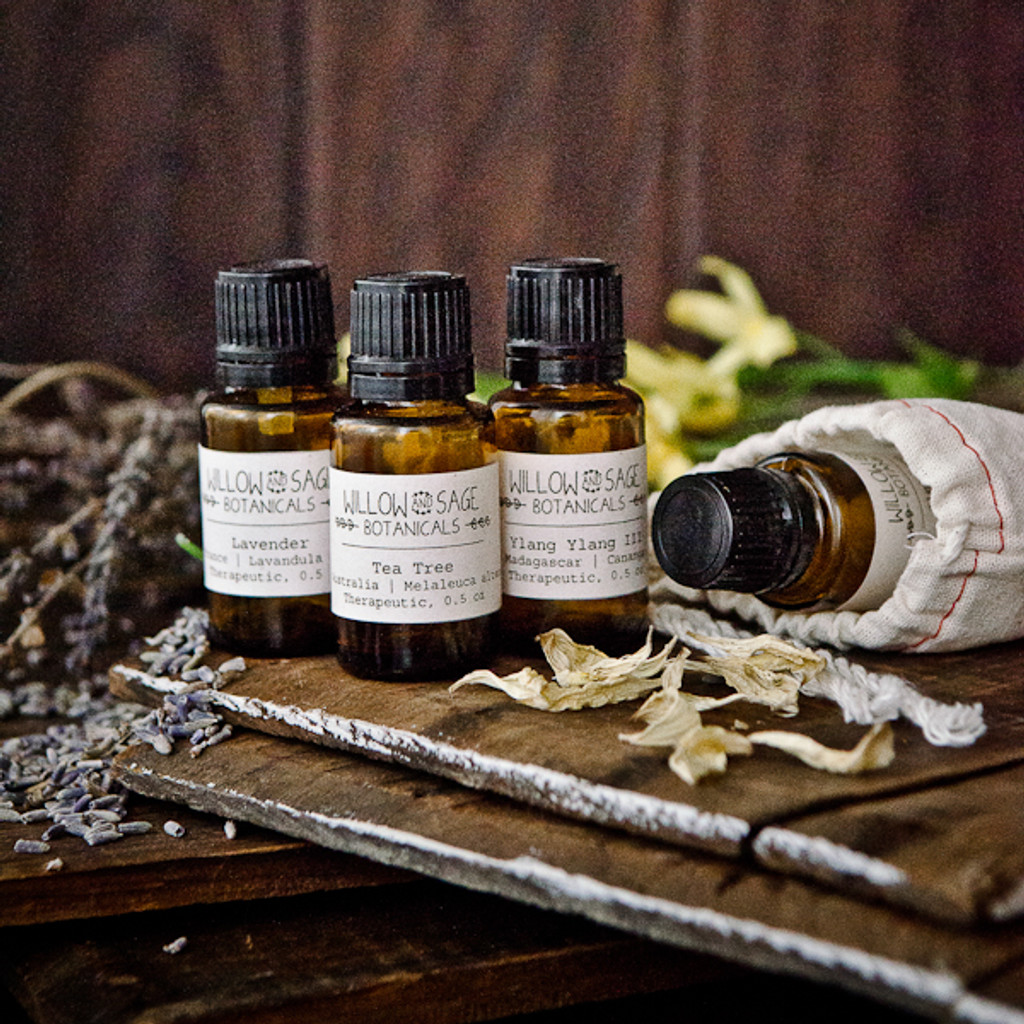 Calming Scents Essential Oil Gift Set