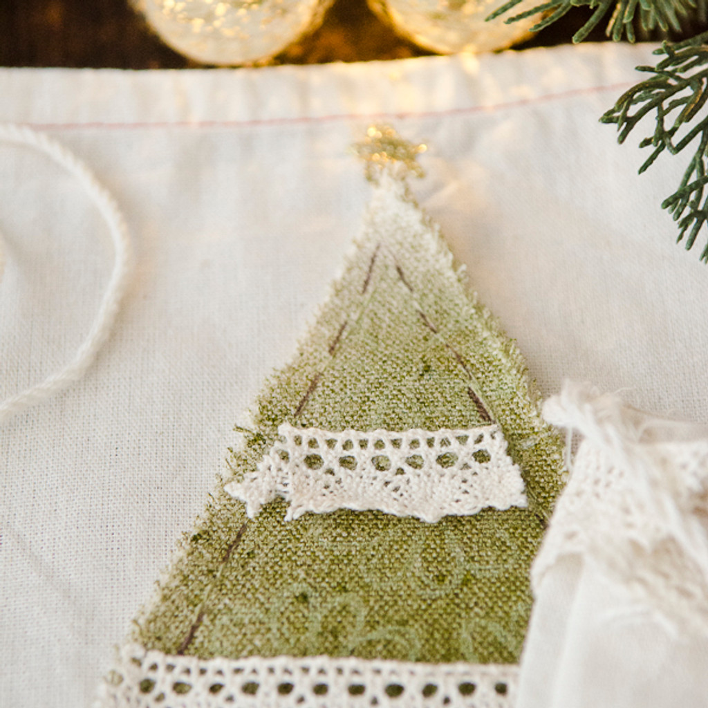 No-Stitch Gift Sack Project by Christen Hammons