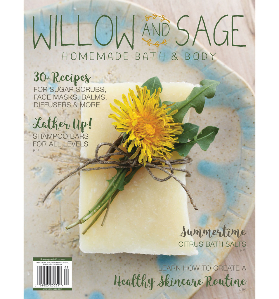 Willow and Sage Summer 2018