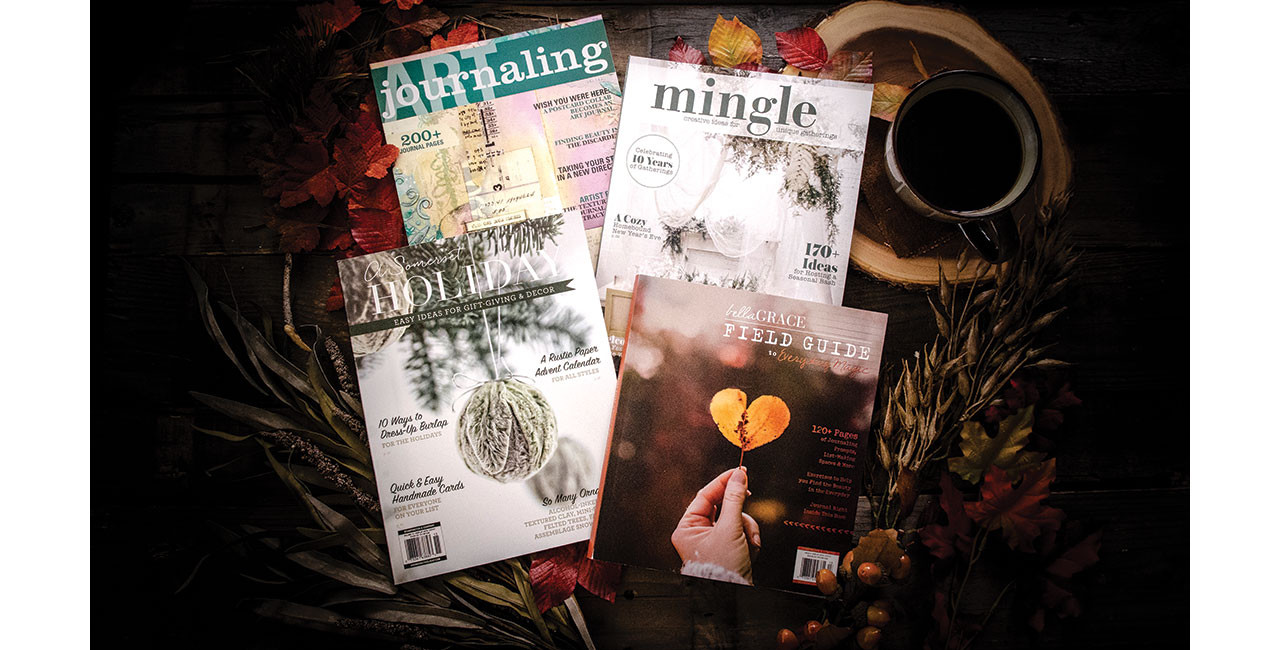Glimpse Inside October 2021 Issues + Your Chance to Win!