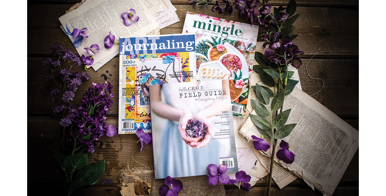 Glimpse Inside April 2021 Issues + Your Chance to Win!