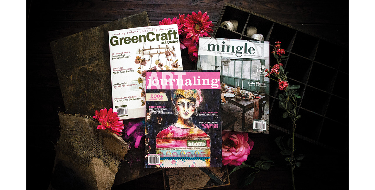 Glimpse Inside July 2021 Issues + Your Chance to Win!