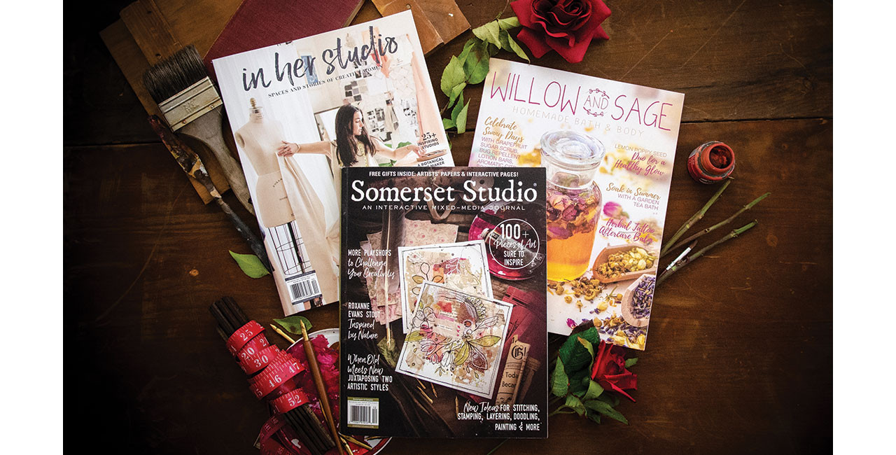 Glimpse Inside May 2021 Issues + Your Chance to Win!