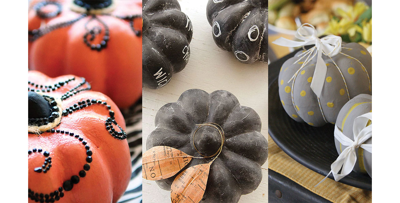 6 Pumpkin-Themed DIY Craft Projects to Inspire Your Creativity This Autumn