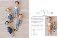 Art Doll Quarterly Spring  2018