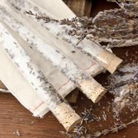 Lavender Bath Salts Vials DIY Kit