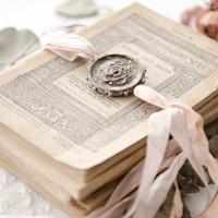 Rose Wrap Bracelet Project by Johanna Love