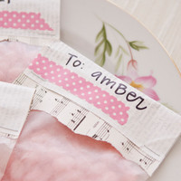 Pink and Pretty Goodie Bags Project