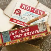 El Roi-Tan Cigar Box