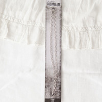 Tim Holtz Assemblage Rosary Chain - Silver 18""